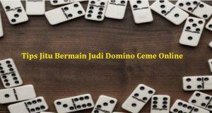 judi domino ceme